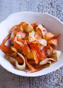 Wasabi Carrots
