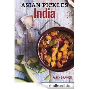 Asian Pickles India E-Cookbook Release!