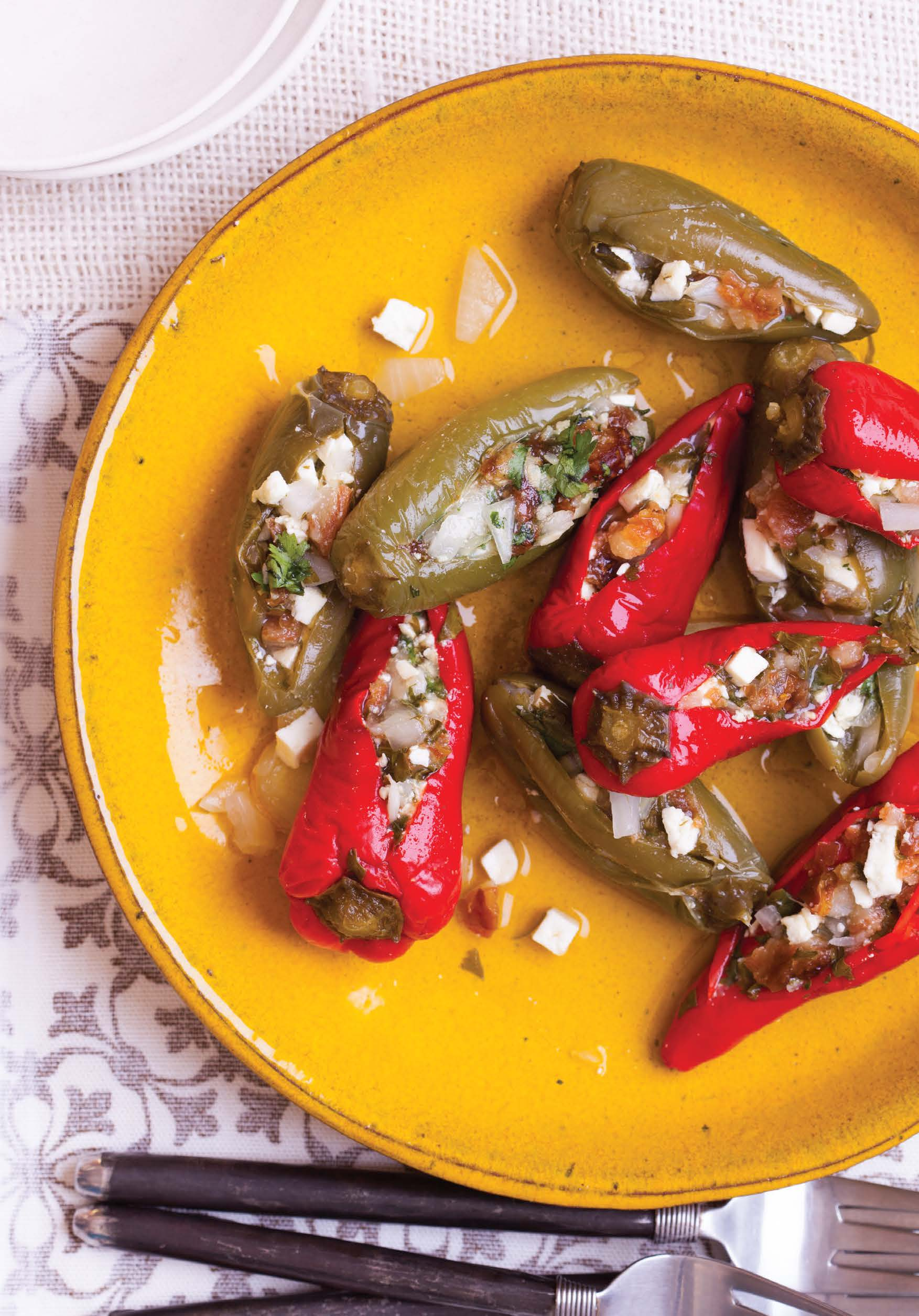 Paneer Stuffed Pickled Chiles,jpg