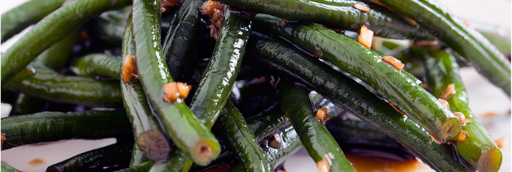 Salt Cured Long Beans – Recipe from Asian Pickles China