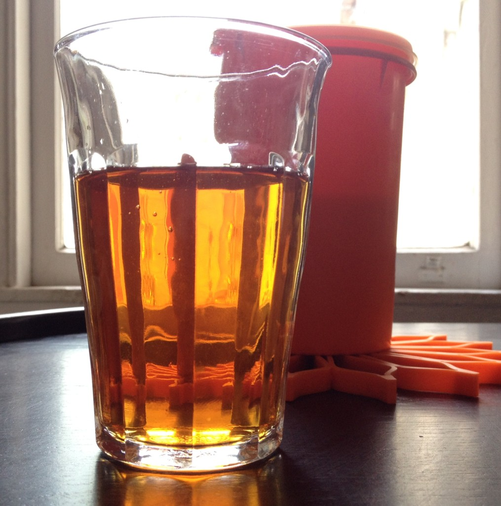 Image of cold brewed iced tea