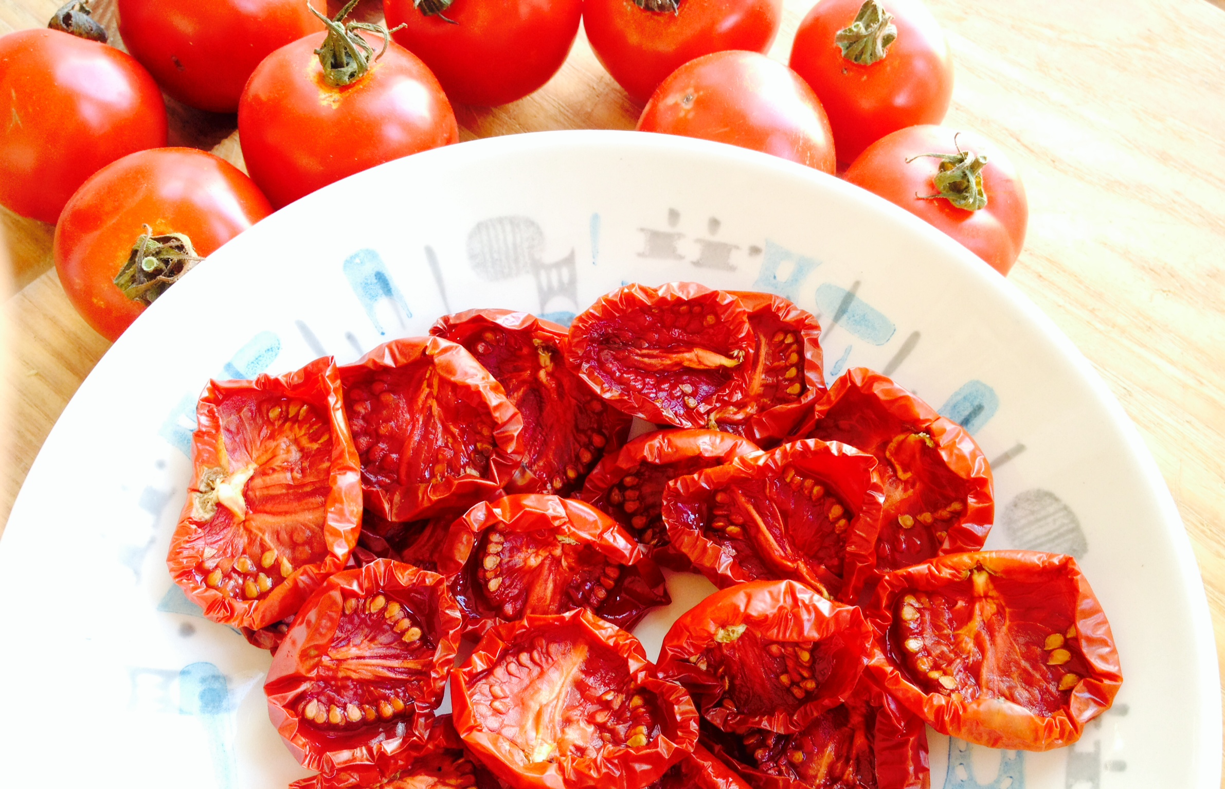 tomato candy   oven dried early girl tomatoes recipe